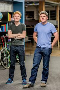 Patrick & John Collison